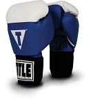 TITLE Boxing Amateur Competition Gloves - Hook-and-Loop