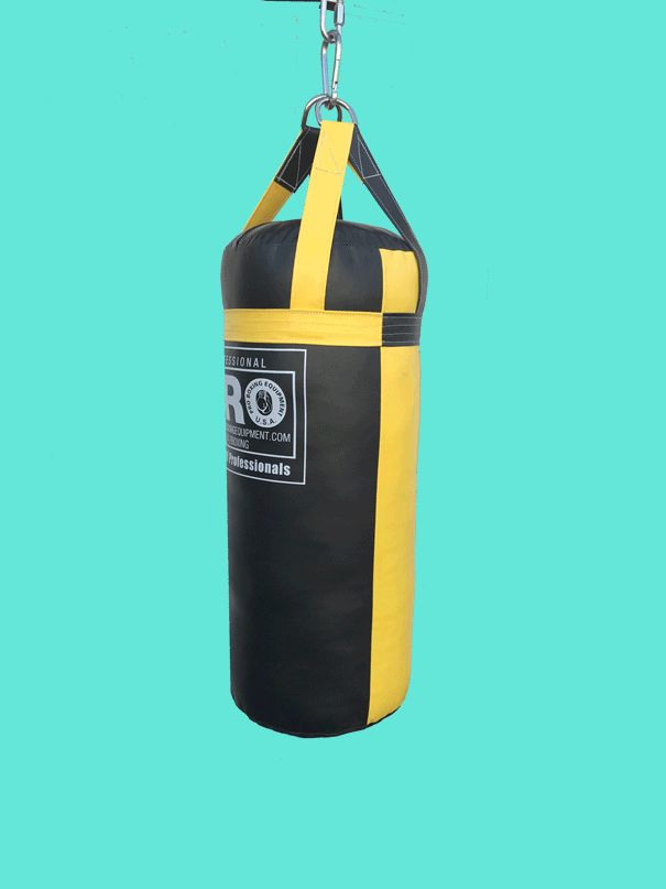PRO 350 LBS HEAVY BAG LIFETIME WARRANTY INCLUDED