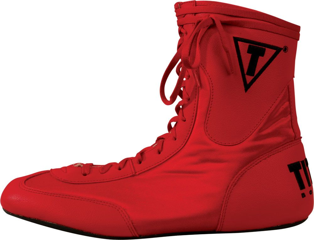 Title Boxing Shoes Lo Top