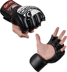 Bad Boy Pro Leather MMA Fight Gloves