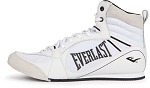 Everlast Lo-Top Boxing Shoes White Color