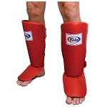 Fairtex Traditional Shin Instep Guards
