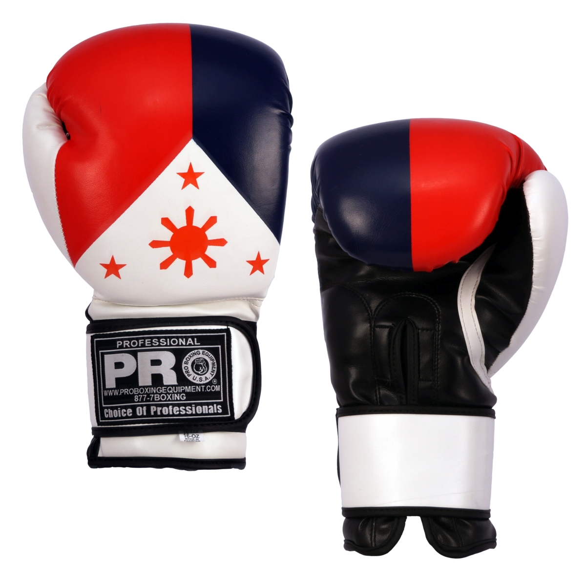 PRO Boxing Gloves Flag Series