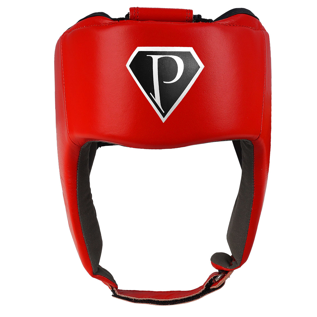 Professional Open Face Headgear Leather