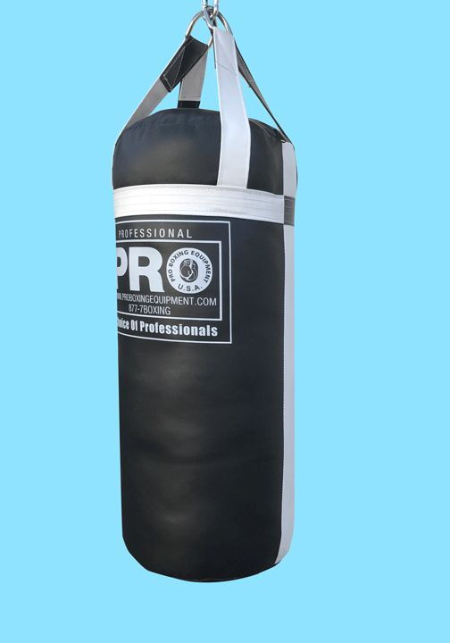 PRO 500 LBS HEAVY BAG LIFETIME WARRANTY INCLUDED
