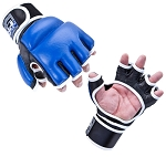 Pro Deluxe MMA Fight Gloves (With Thumb)