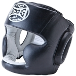 PRO Leather Full Face Headgear