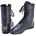 PRO LEATHER BOXING SHOES
