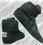 PRO SUEDE LO-TOP BOXING SHOES  (COPY)