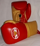 PRO USA Boxing Gloves Lace