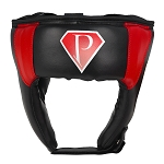 PRO Leather Open Face Headgear