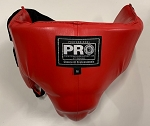 PRO Leather Deluxe Groin Protector
