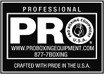 PRO Round Tear Drop Heavy Punching Bag