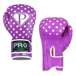 PRO Boxing Gloves Custom Purple