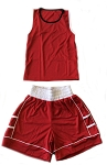 PRO Amateur Boxing Uniform Set Red
