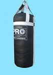 PRO BOXING 150 LBS HEAVY BAG HYBRID COLOR LIFETIME WARRANTY INCLUDED