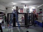 PRO Boxing MMA Floor Cage Made in USA