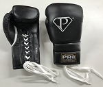 Professional Training Gloves 14 oz Lace Up