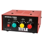 TITLE CLASSIC PERSONAL INTERVAL TIMER