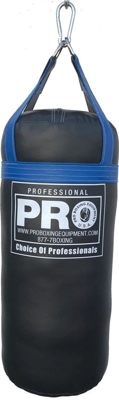 PRO 400 LBS HEAVY BAG LIFETIME WARRANTY INCLUDED