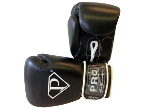 Pro Leather Deluxe Training Gloves