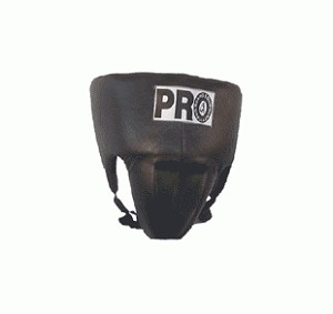 Pro Leather Groin Protector