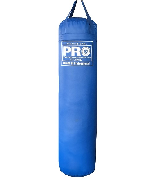 PRO 100 LBS PUNCHING BAG LIFETIME WARRANTY INCLUDED