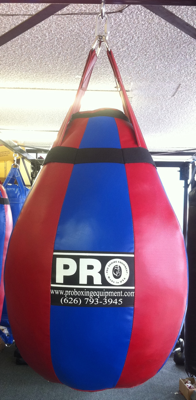 Pro Heavy Round Tear Drop Bag