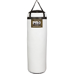 PRO BOXING 100 LBS HEAVY BAG LIFETIME WARRANTY INCLUDED