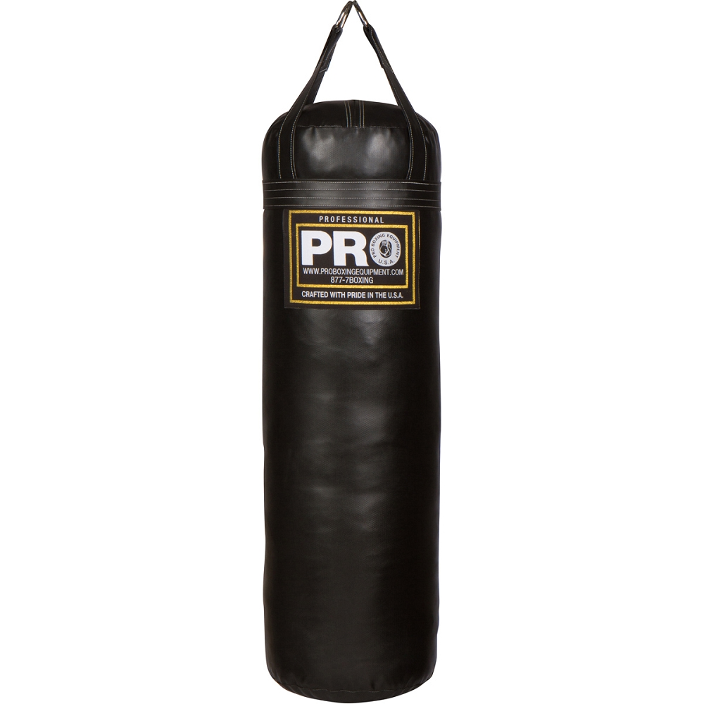 PRO HEAVY BAG 80 LBS LIFETIME WARRANTY MADE IN USA