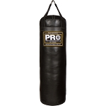 PRO Heavy Punching Bag, 80 lbs. Lifetime Warranty Made in U.S.A.