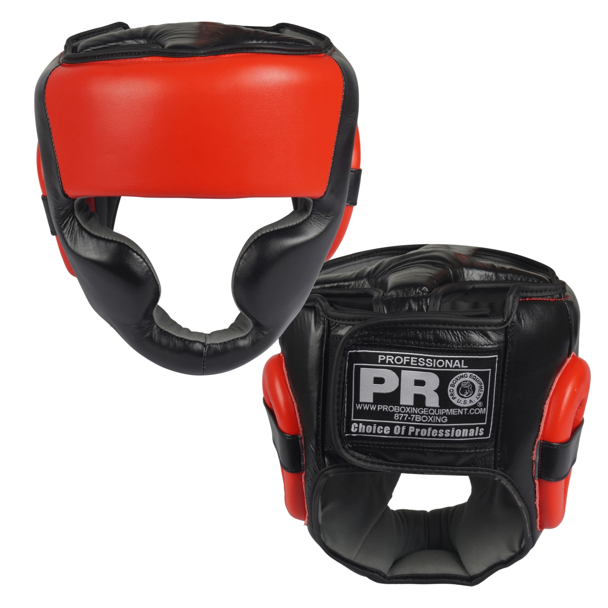 PRO Deluxe Full Coverage Training Headgear