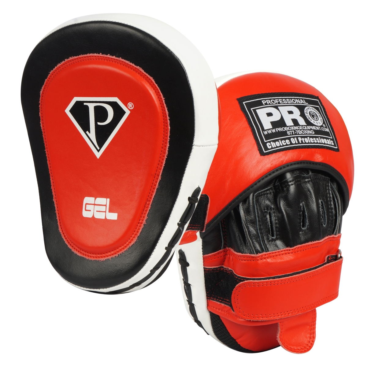 PRO GEL Focus Mitts Leather