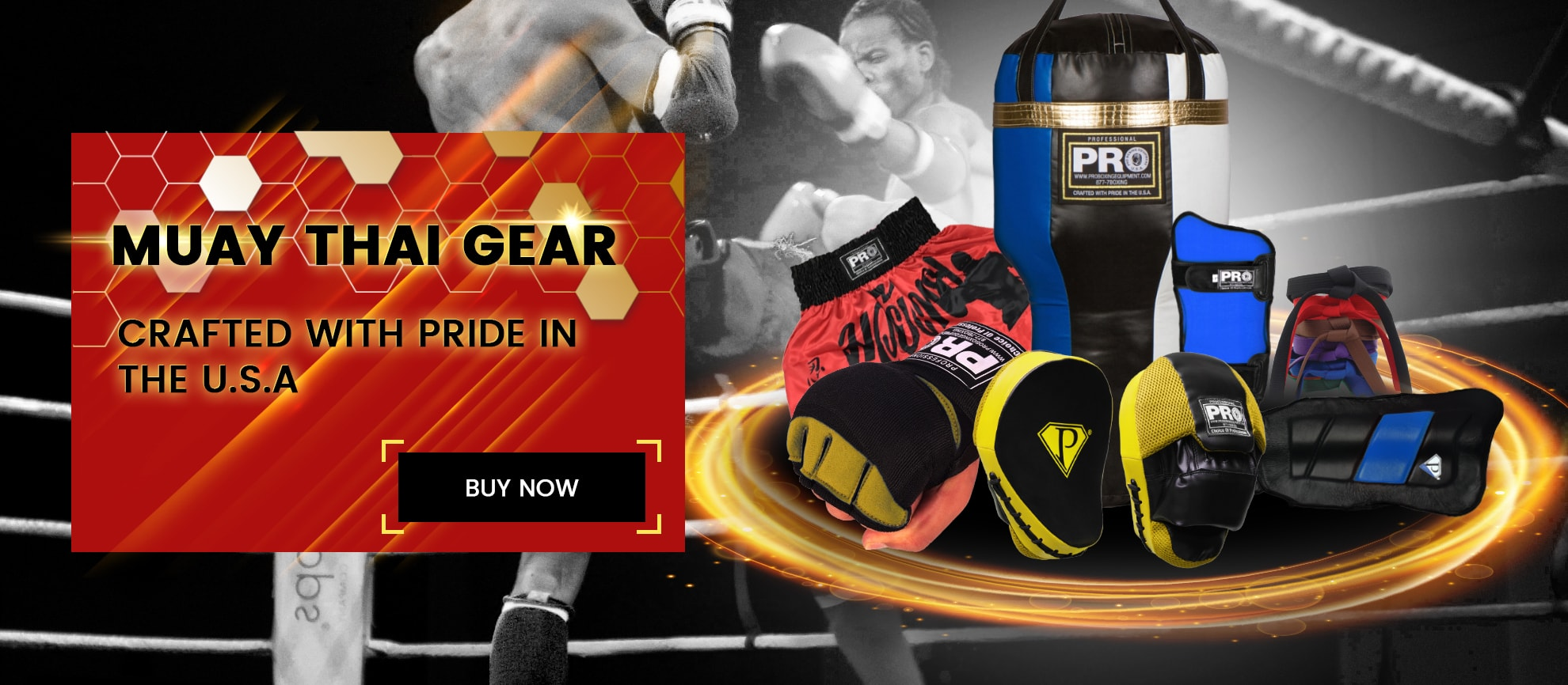 PRO Boxing Equipment – Pro Boxing Gear for Sale