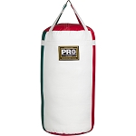PRO 200 LBS HEAVY BAG LIFETIME WARRANTY MADE IN U.S.A.