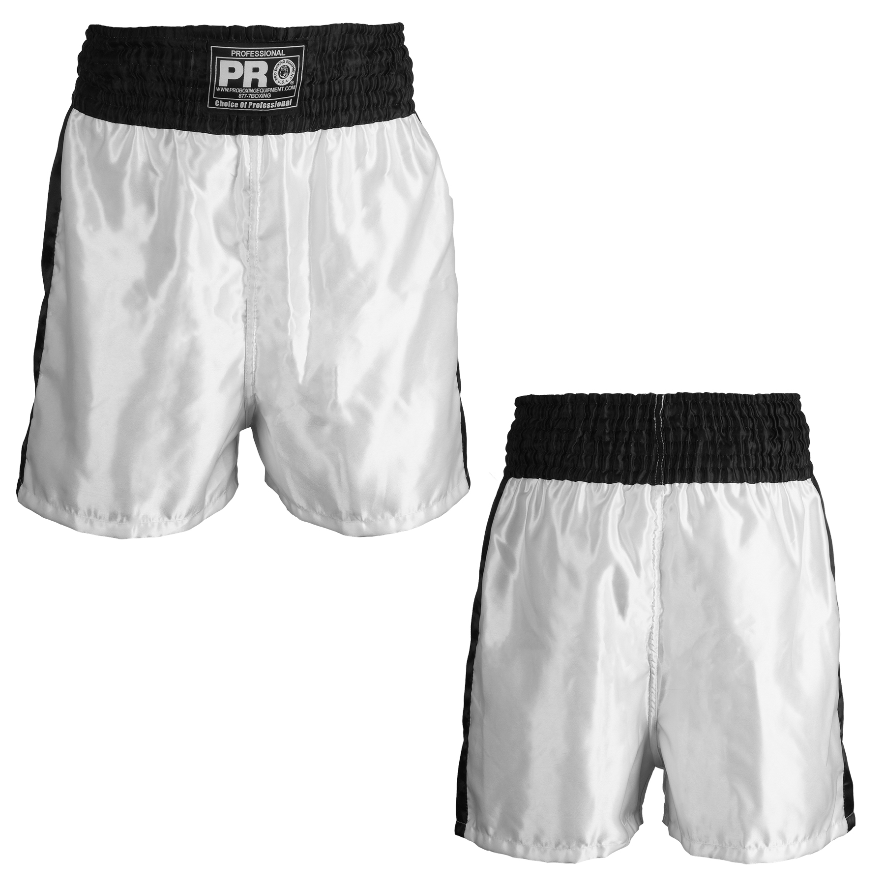 PRO Satin Boxing Trunks