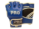 PRO Leather MMA Gloves