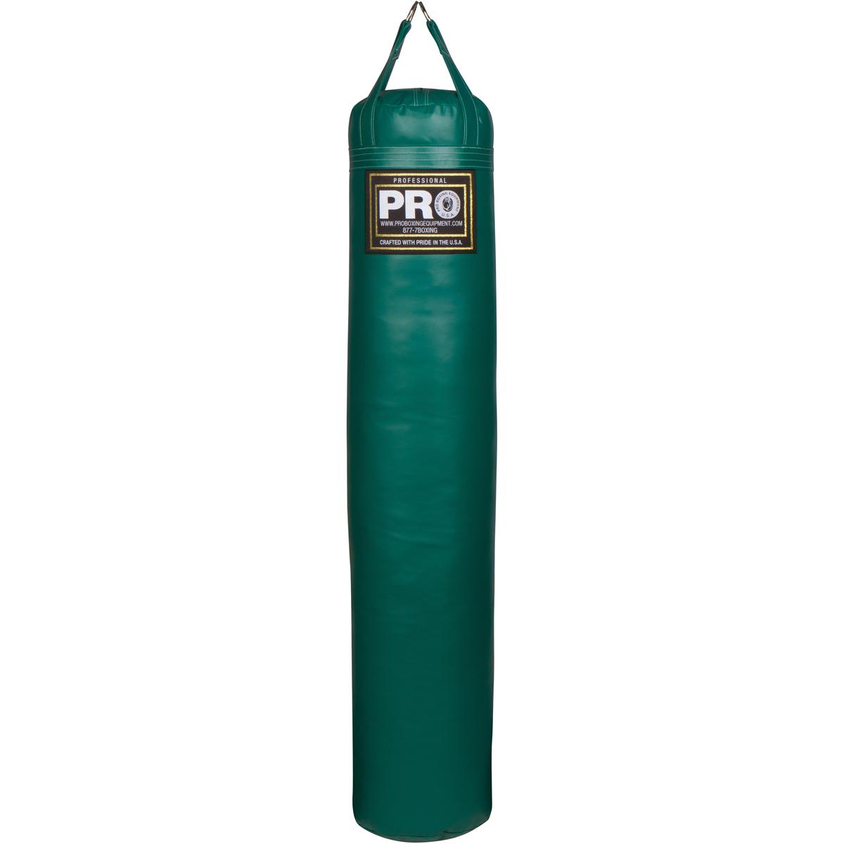 Pro Boxing 6 Feet Banana Bag 150 Lbs Lifetime Warranty Made In Usa