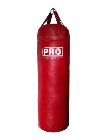 PRO 4 FT 100 LBS HEAVY BAG LIFETIME WARRANTY MADE IN USA