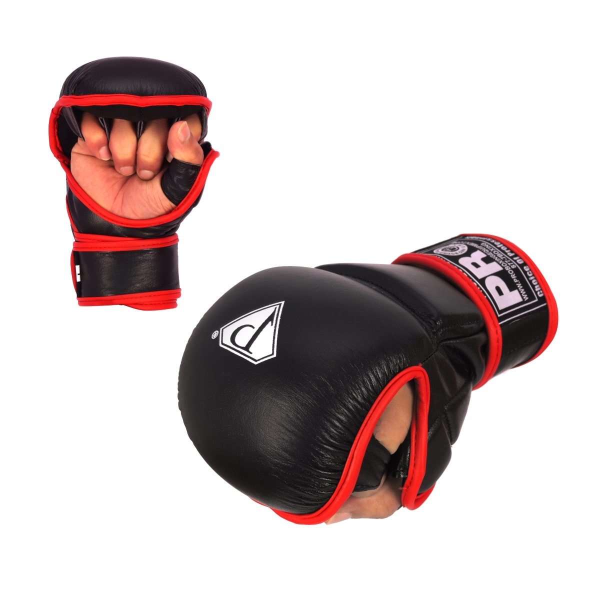 Mma Fitness Gear Equipment Home: PRO Boxing MMA Gloves 7 Oz