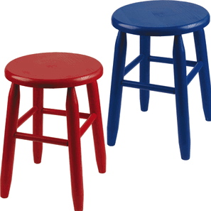 PRO BOXING RING STOOLS SET