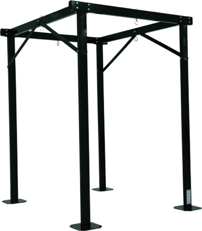 Pro Deluxe Heavy Duty Bag Stand Made In U S A