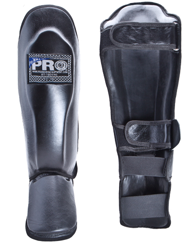 PRO Leather Deluxe Shinguards