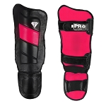PRO MMA Shin guards Black Pink