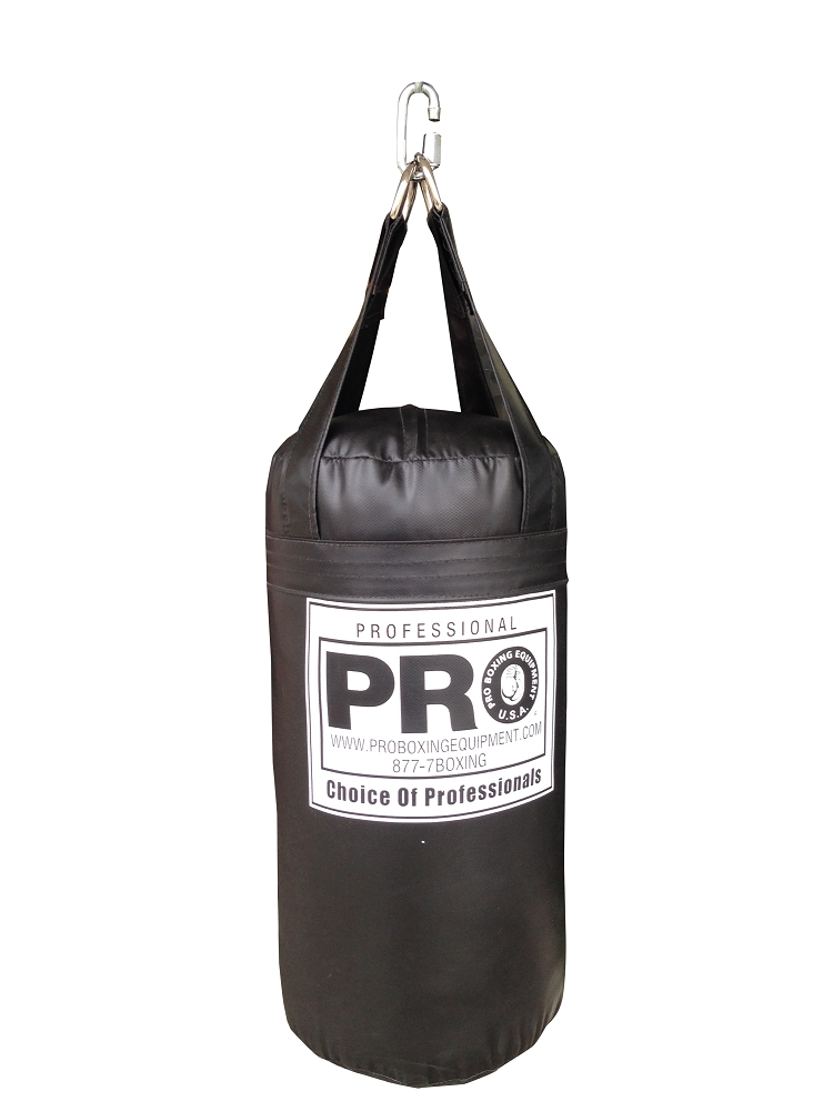 PRO PUNCHING BAG UNFILLED MADE IN U.S.A.
