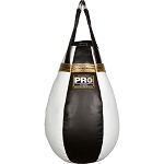 PRO BOXING  TEAR DROP HEAVY BAG LIFETIME WARRANTY MADE IN USA