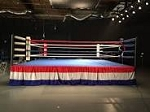 20' X 20' Professional Boxing Ring Made in USA