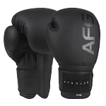 AFG PRO Boxing Gloves Matte Black