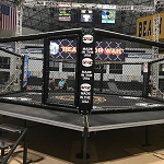 PRO USA® PROFESSIONAL MMA CAGE MADE IN USA