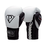 PRO Gel White Boxing Gloves